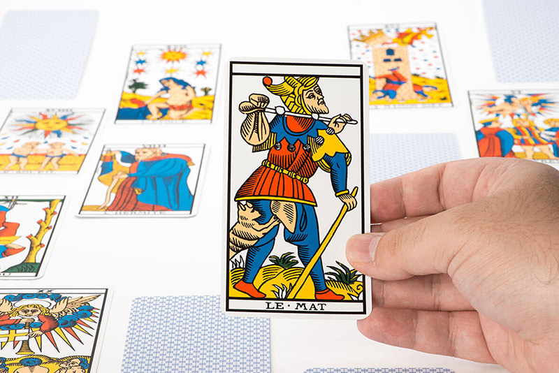Raider Waite Tarot